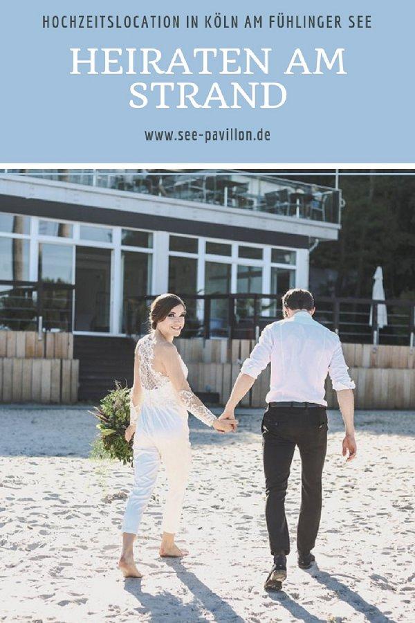 heiraten am strand in koln hochzeitslocation am fuhlinger see