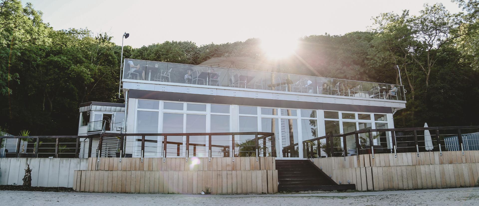 heiraten am strand der seepavillon koln bietet wunderschone moglichkeiten